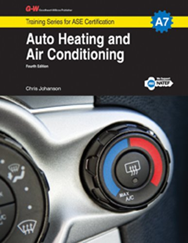 Auto Heating and Air Conditioning, A7 (Hardback)