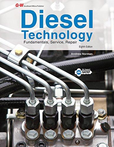 9781619608320: Diesel Technology