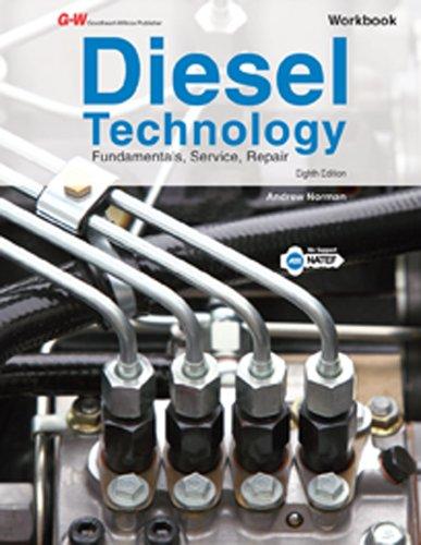 9781619608351: Diesel Technology