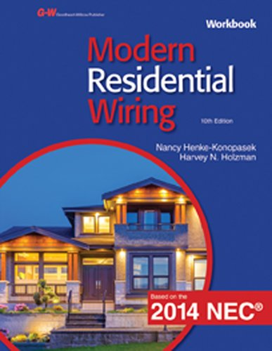 9781619608474: Modern Residential Wiring