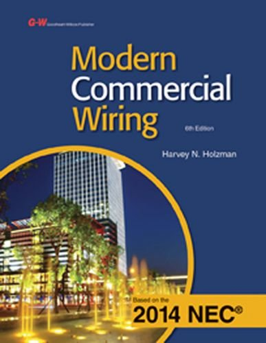 9781619608542: Modern Commercial Wiring