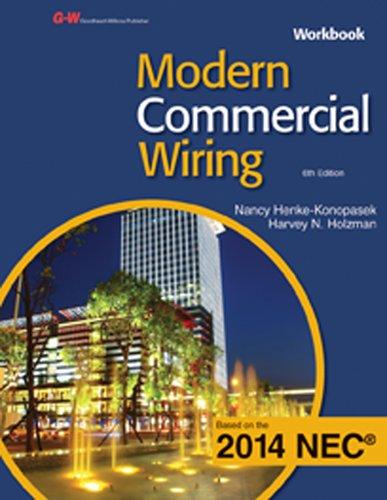 9781619608573: Modern Commercial Wiring Workbook