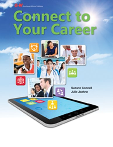 9781619609068: Connect to Your Career