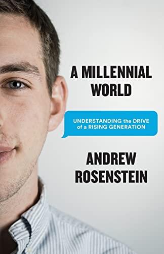 9781619614758: A Millennial World: Understanding the Drive of a Rising Generation
