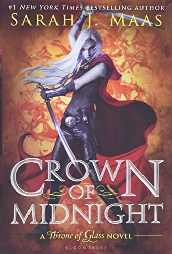 9781619630628: Crown of Midnight: 2 (Throne of Glass)