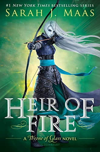 9781619630659: Heir of Fire (Throne of Glass)