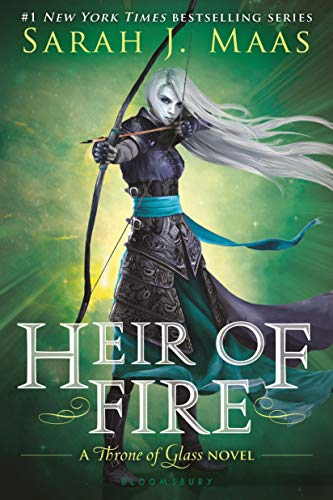 9781619630673: Heir of Fire (Throne of Glass)