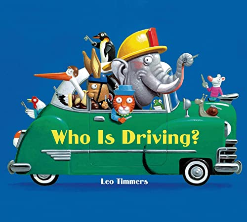 Who Is Driving?: Timmers, Leo