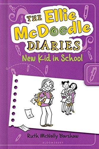 9781619631748: The Ellie McDoodle Diaries: New Kid in School