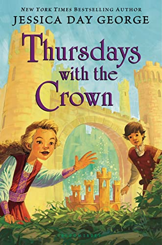 Thursdays with the Crown: George, Jessica Day