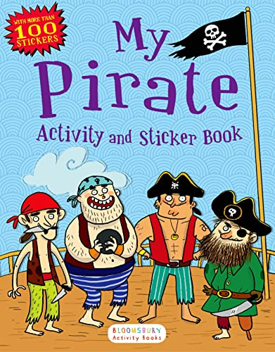 My Pirate Activity and Sticker Book : Bloomsbury USA
