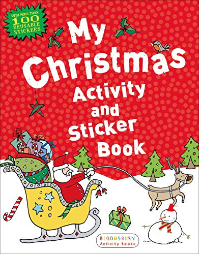 My Christmas Activity and Sticker Book: Bloomsbury USA