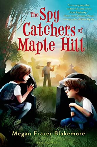 9781619633483: The Spy Catchers of Maple Hill