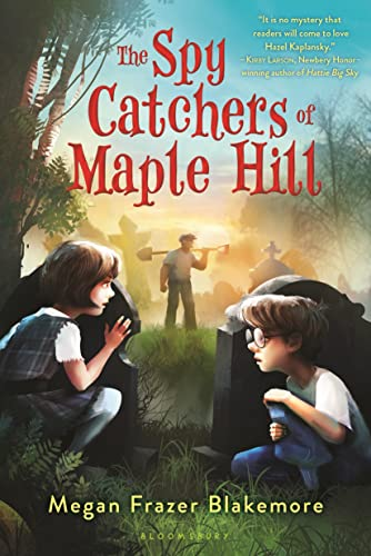 9781619633506: The Spy Catchers of Maple Hill