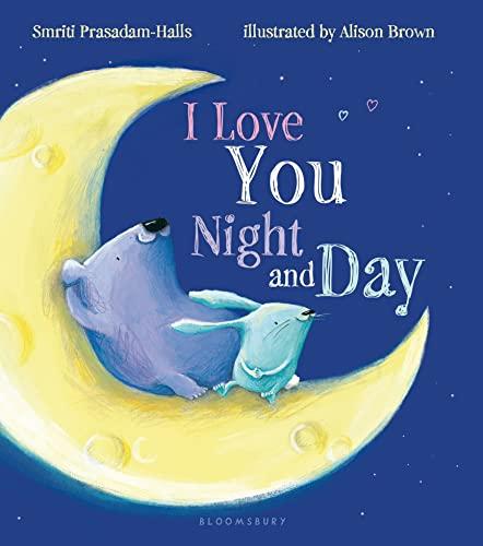 I Love You Night and Day: Prasadam-Halls, Smriti