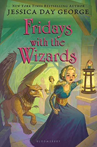 9781619634299: Fridays with the Wizards (Tuesdays at the Castle)