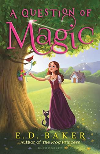 9781619634374: A Question of Magic