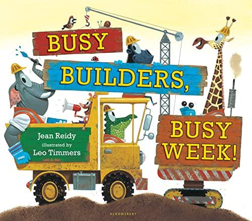 9781619635562: Busy Builders, Busy Week!