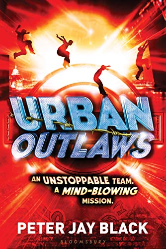 Urban Outlaws: Black, Peter Jay