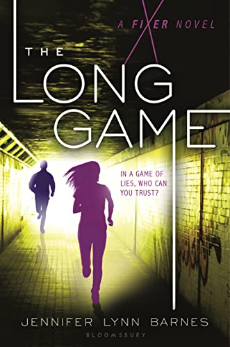 9781619635968: The Long Game: A Fixer Novel