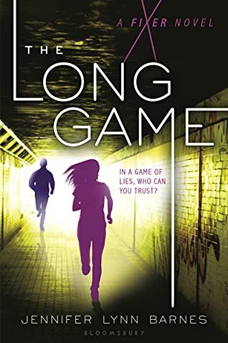9781619635999: The Long Game: A Fixer Novel