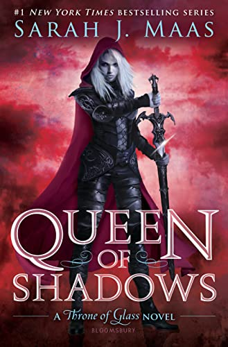 Queen of Shadows: Throne of Glass No. 4