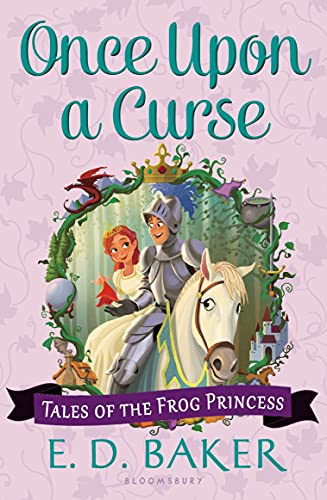9781619636194: Once Upon A Curse (Tales of the Frog Princess)