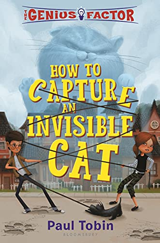 9781619638402: The Genius Factor: How to Capture an Invisible Cat