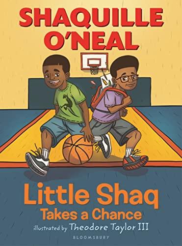9781619638440: Little Shaq Takes a Chance