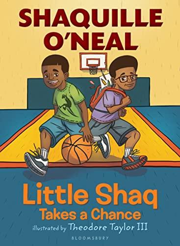 9781619638785: Little Shaq Takes a Chance