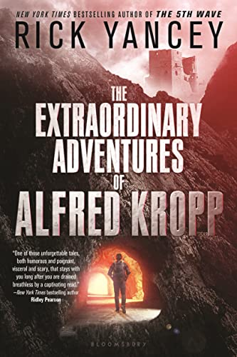 The Extraordinary Adventures of Alfred Kropp: Yancey, Rick