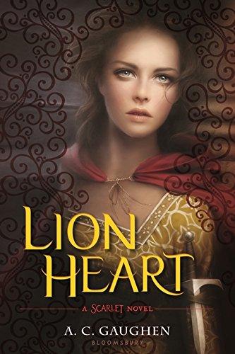 9781619639287: Lion Heart: A Scarlet Novel