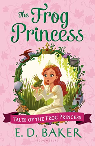 9781619639447: The Frog Princess (Tales of the Frog Princess)