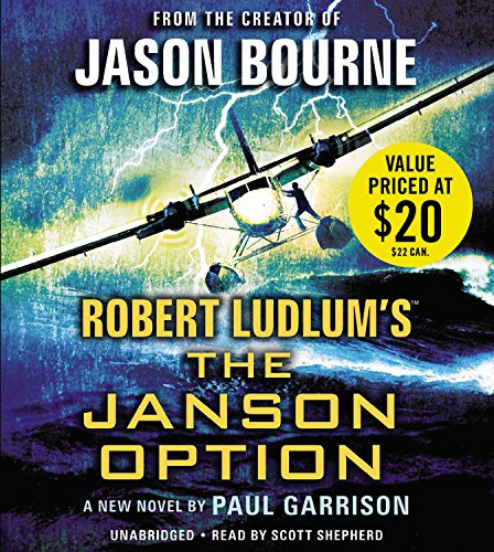 9781619693036: Robert Ludlum's (TM) The Janson Option (Janson series)