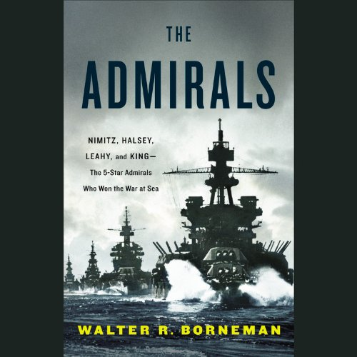9781619693524: The Admirals (Playaway Adult Nonfiction)