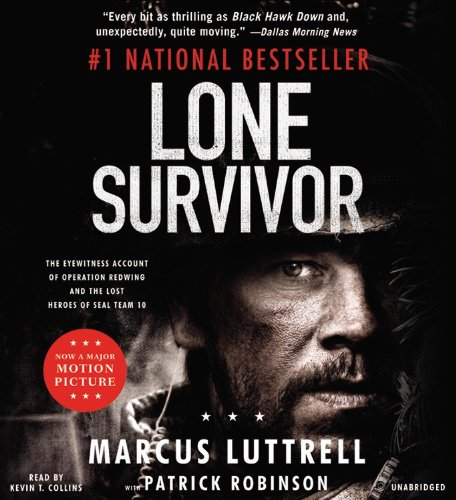 9781619693531: Lone Survivor (Playaway Adult Nonfiction)