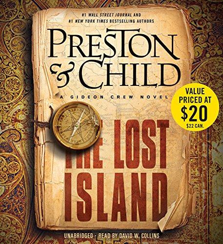 The Lost Island: Lincoln Preston