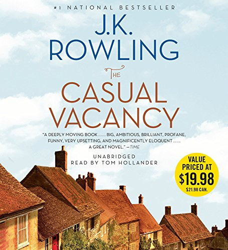 9781619695955: The Casual Vacancy