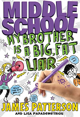 9781619696914: Middle School: My Brother Is a Big, Fat Liar