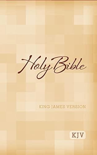 9781619700017: KJVLarge Print Bible