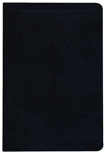 9781619700048: Large Print Thinline Reference Bible-KJV