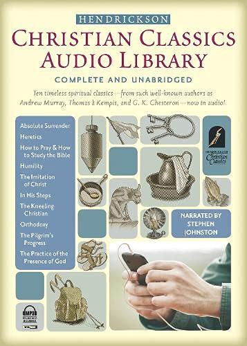 9781619700628: Hendrickson Christian Classics Audio Library