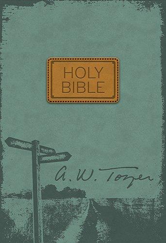 Pursuit of God Bible-NIV: A W Tozer