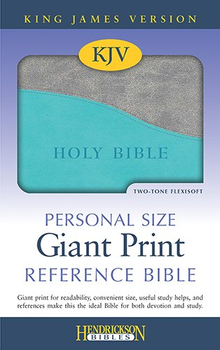 9781619701007: Personal Size Giant Print Reference Bible-KJV