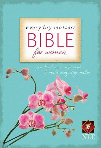 9781619701359: Everyday Matters Bible for Women: New Living Translation