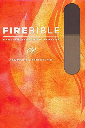 9781619701502: Fire Bible-ESV