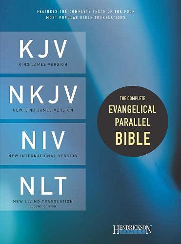 9781619705982: Complete Evangelical Parallel Bible-PR-KJV/NKJV/NIV/NLT