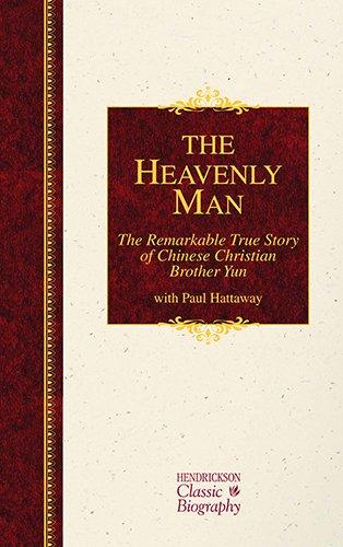 9781619706613: The Heavenly Man (Hendrickson Classic Biographies)
