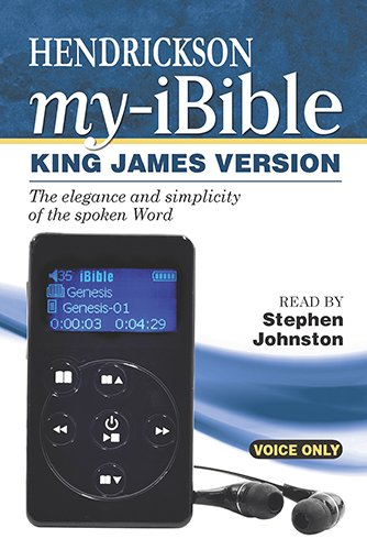 My Ibible-KJV-Voice Only