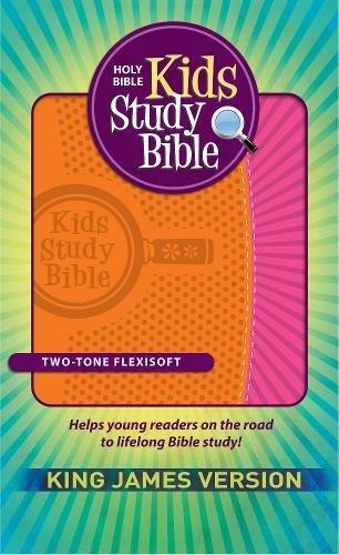 9781619706972: Kids Study Bible-KJV